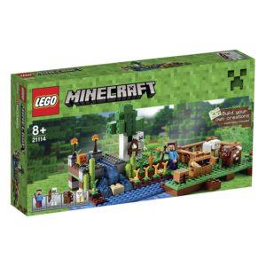 minecraft farm set