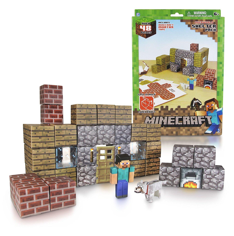 minecraft papercraft