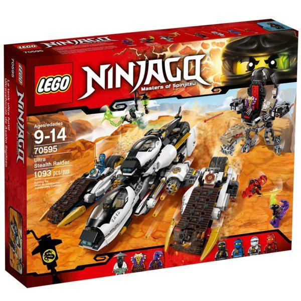 Lego ninjago Ultra Steakth Raider