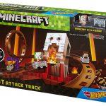 Hot Wheels Minecraft Ghast Attack Track Set by Hot Wheels