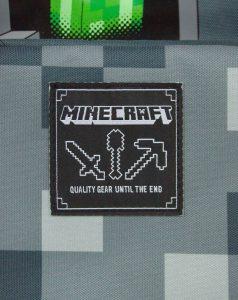 Minecraft stitched label