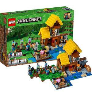 Lego Minecraft The Cottage