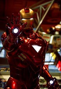 build your iron man suit