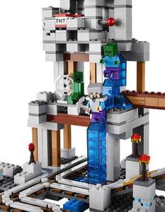 Lego Minecraft the mine
