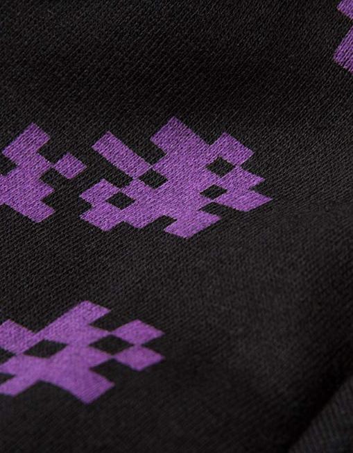 INX Minecraft Big Boys' Enderman Zip-Up Hoodie