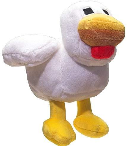 Minecraft Chicken Plush cuddly toy